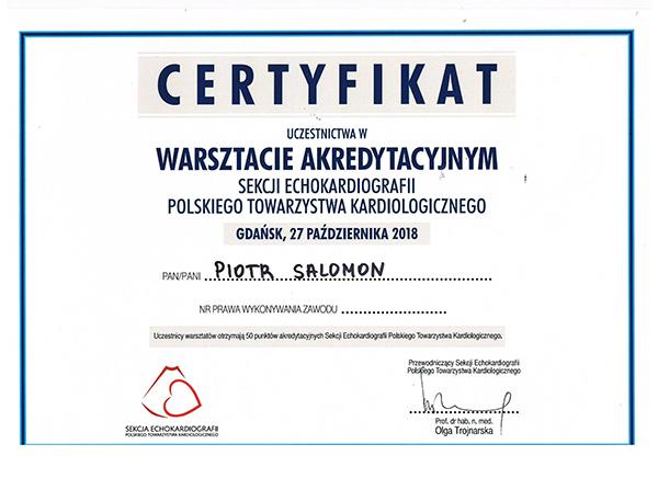 Warszat ECHO Gdańsk 2018