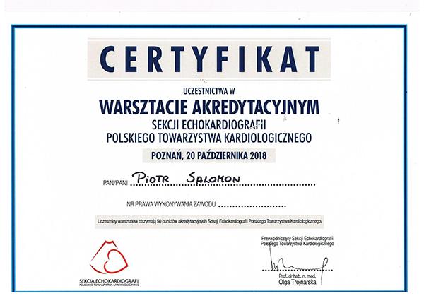 Warsztat ECHO Poznań 2018
